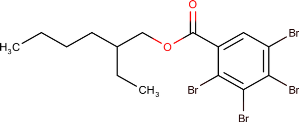 2-Ethylhexyl 2,3,4,5-tetrabromobenzoate