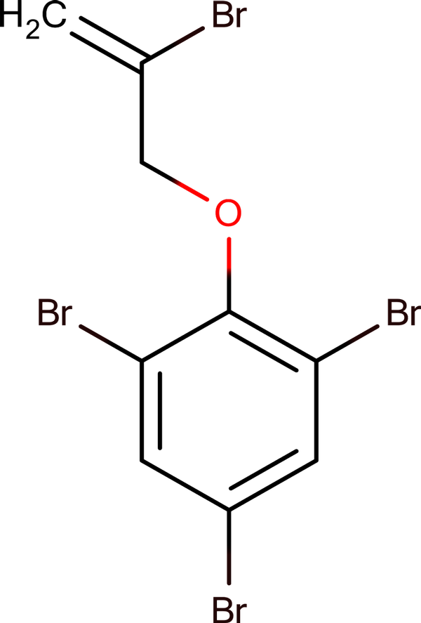 2-bromoallyl-2,4,6-tribromophenyl ether