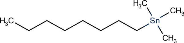 Trimethyl(octyl)stannane