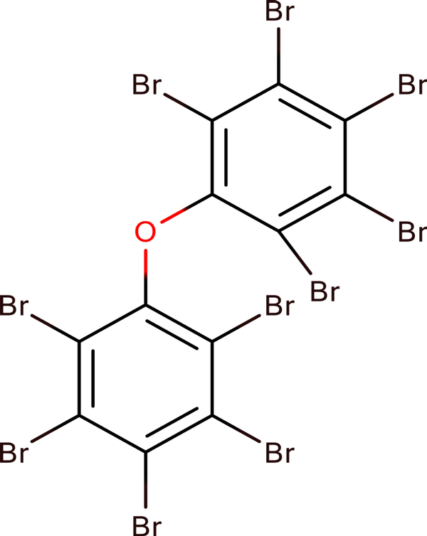 Decabromodiphenyl ether (BDE 209)